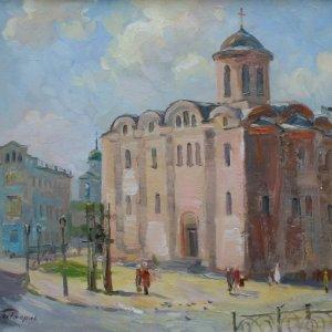 Church in Podil